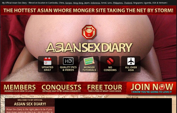 Asian Sex Diary Premium Logins