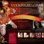 Bad Ebony Girls Join Page