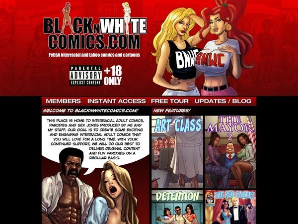 Blacknwhitecomics Instant Access