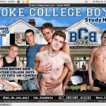 Broke College Boys Nude