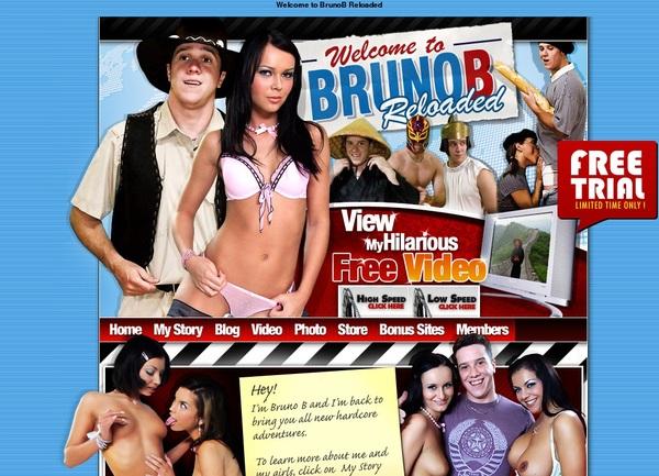 Bruno B Reloaded Promotion
