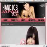 Buy Handjob Japan Account