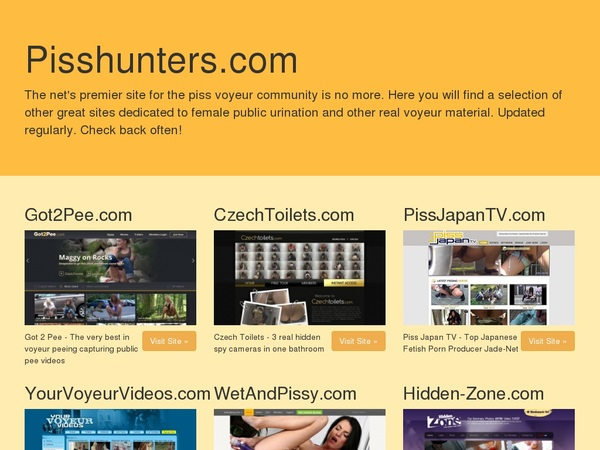 CTK Piss Hunters Login Generator