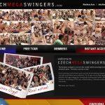 Czech Mega Swingers Video