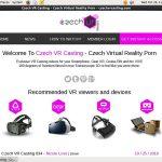 Czech VR Casting Bonus
