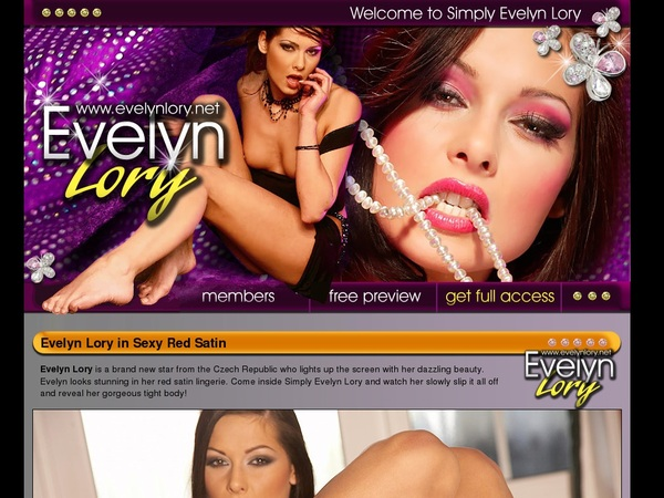 Evelynlory Paypal Join