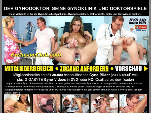 Exclusive Club German Account New