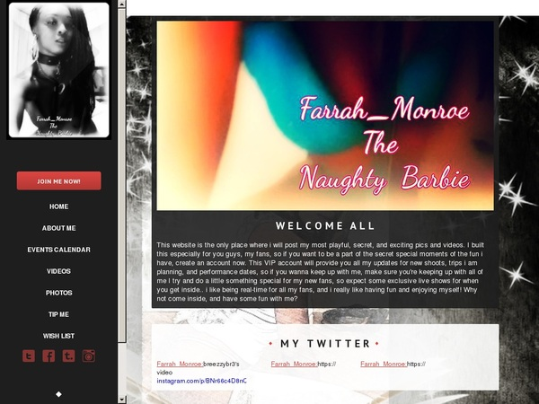 Farrah Monroe Netcash