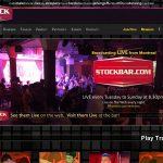 Free Account Premium Stock Bar