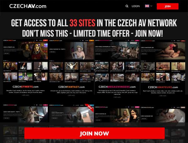 Get Free Czech AV Account