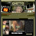 Ghetto Confessions Account Gratis