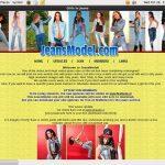 Jeansmodel.com Pro Biller Page