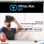 Joining Virtual Real Gay