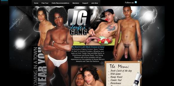 Jorgesgang.com Order Form