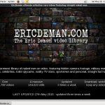 Login Ericdeman