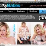 Milky Babes Account Free