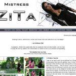 Mistress-zita.com X