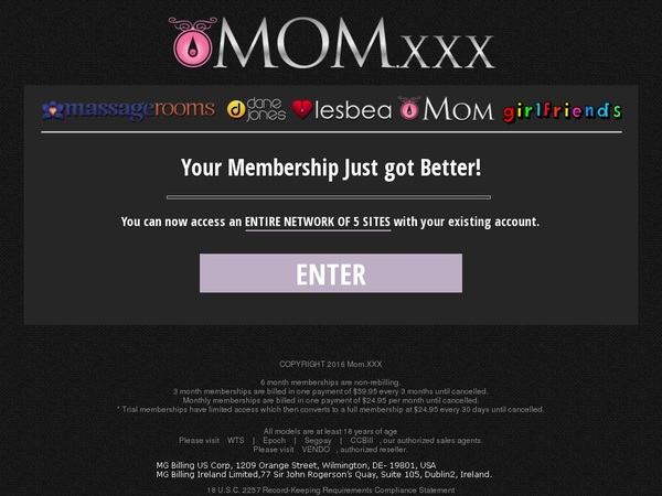 Mom Xxx Passwords For Free