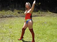 Newagesuperheroines sexy superheroines