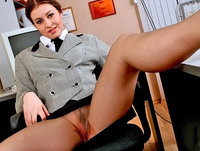 Officepink office pussy