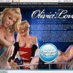 Olivia Love Paypal Access