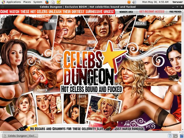 Password Free Celebs Dungeon