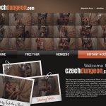 Premium Accounts Czechdungeon