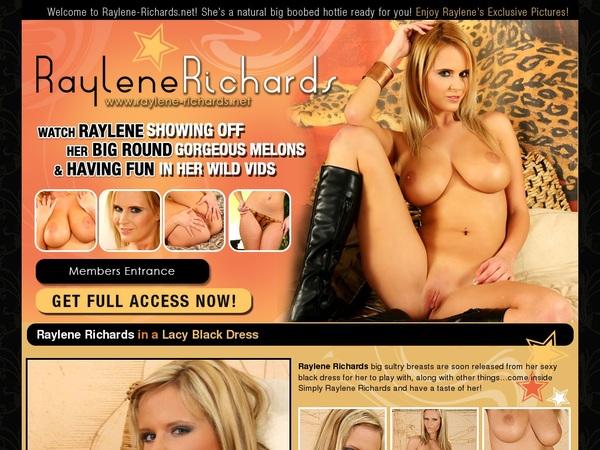 Raylene-richards.net Hub