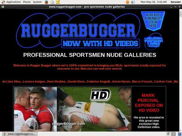Ruggerbugger.com Signup Form