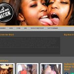 Screwherblack.com Sign Up Form