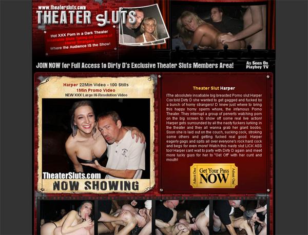 Theater Sluts Full Hd