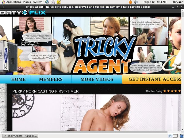 Trickyagent Full Access
