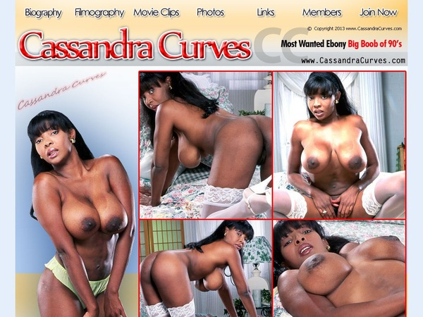 Cassandracurves.com Bankeinzug