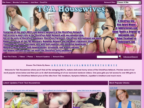 Tandahousewives.com Paysite