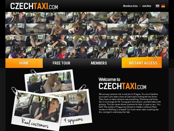 Czech Taxi Full Episodes