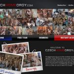 Czech Home Orgy Mit Sofort