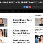 Super Star Feet Join By Text Message