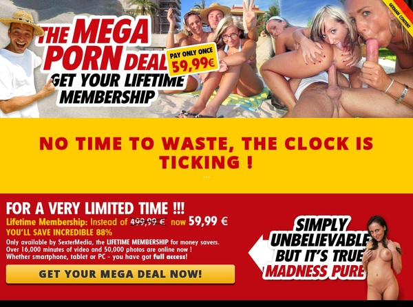Mega Porn Deal Login Passwords
