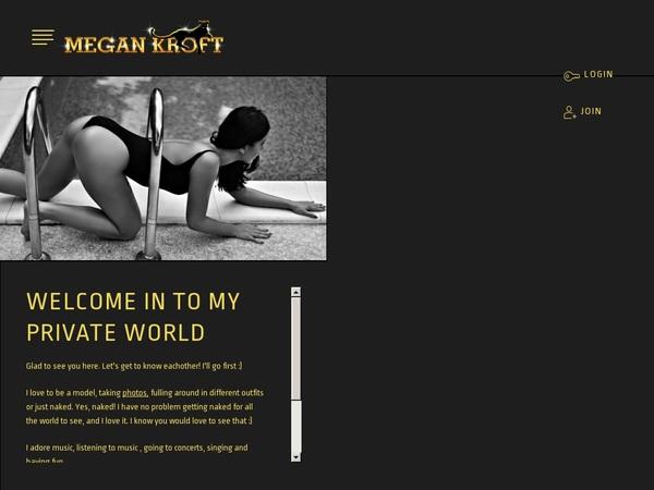 Megan Kroft Password List