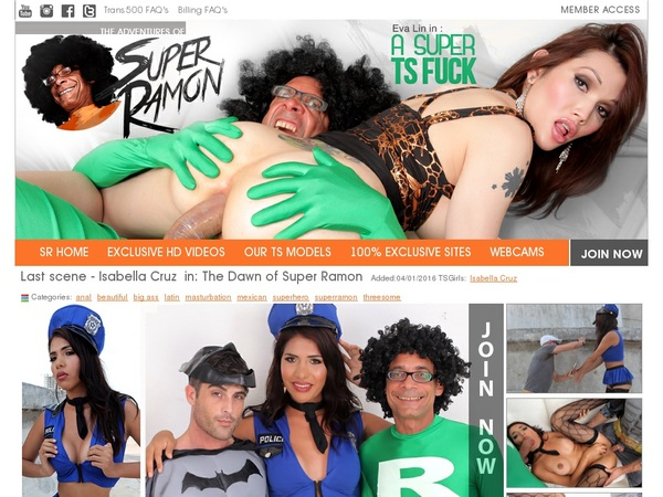 Passwords To Superramon
