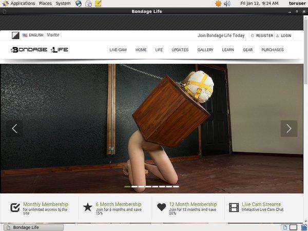 Bondagelife.com Site Discount