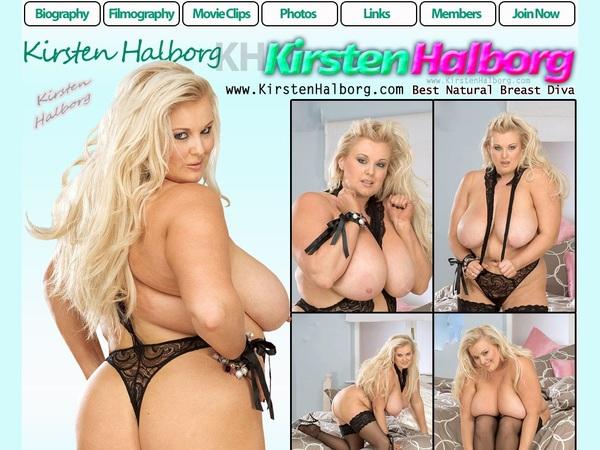 Kirsten Halborg Clips4sale