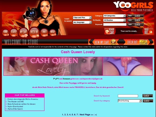 Yoogirls.com Account List
