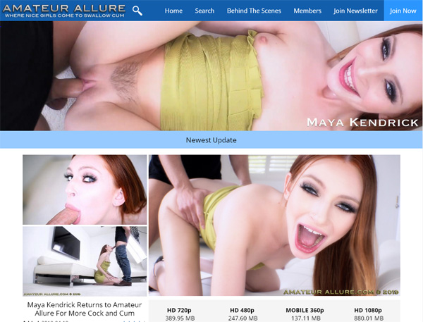 Amateur Allure Network