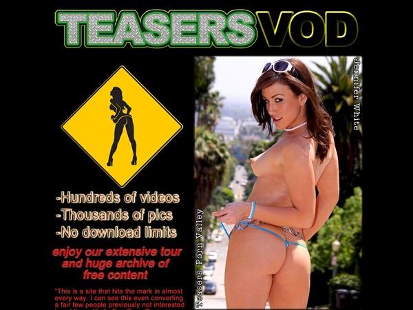 Teasers VOD V.O.D.
