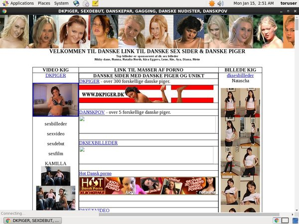 Danish Strippers Order Page