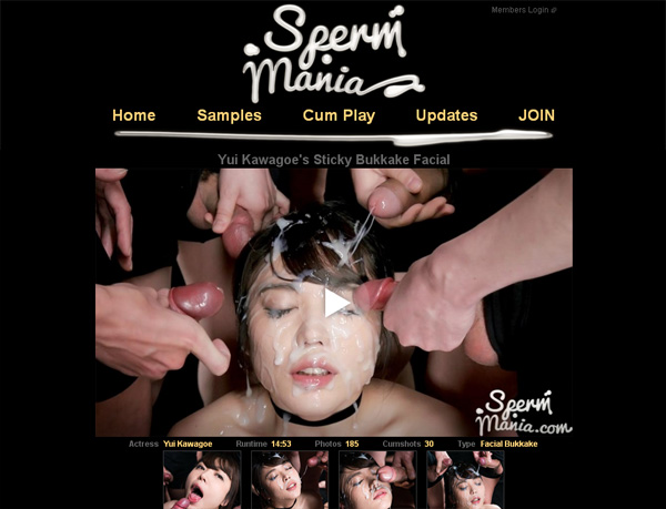 Daily Spermmania.com Account