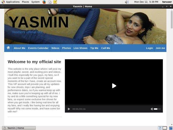 Yasmin Shop