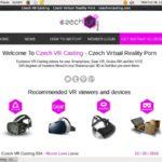 Czech VR Casting Gratuite