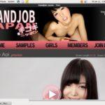 Handjob Japan Kennwort